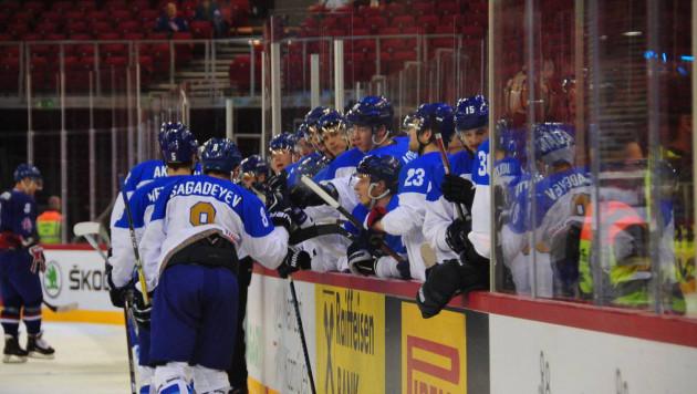 Видео матча, или как сборная Казахстана по хоккею разгромила Великобританию на ЧМ