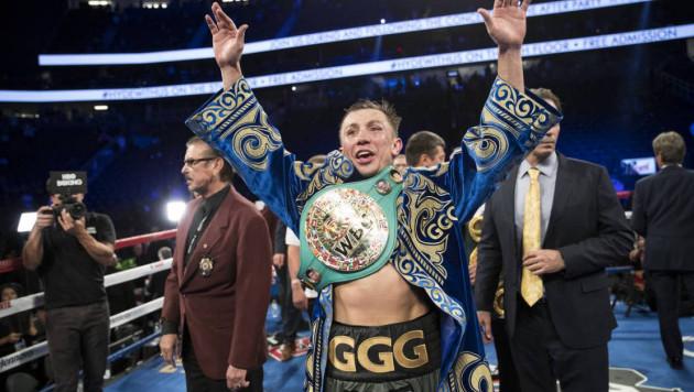 "WBC назвал обязательного претендента для победителя реванша Головкин - ""Канело"""