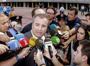 Президента испанского клуба арестовали по подозрению в мошенничестве