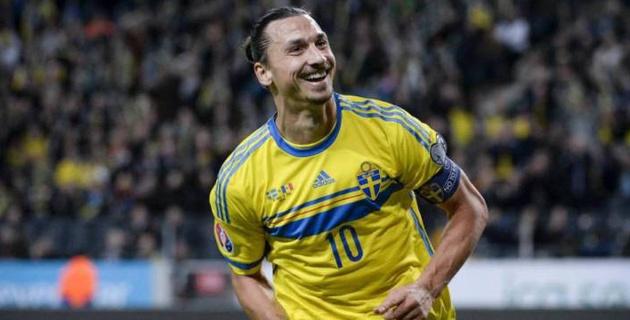 Златан Ибрагимович не сыграет за Швецию на чемпионате мира