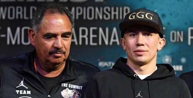 WBC вручит специальный пояс тренеру победителя боя Головкин - Мартиросян