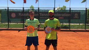 Казахстанский теннисист Евсеев выиграл третий турнир подряд