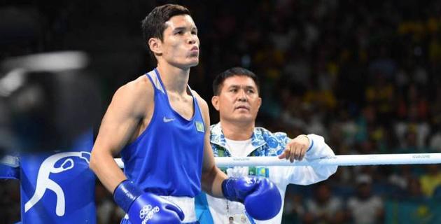 Олимпийский чемпион Елеусинов рассказал о смене стиля в профи и местах проведениях боев