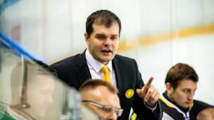 Казахстанский тренер возглавил российский клуб