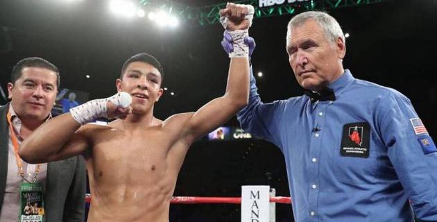 Получивший запрет драться с Головкиным мексиканец проведет бой за титул WBO в весе Ислама