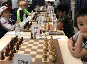 Ученик Академии шахмат Жансаи Абдумалик стал чемпионом мира