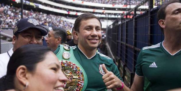 Мексиканская пара назвала первенца в честь Геннадия Головкина