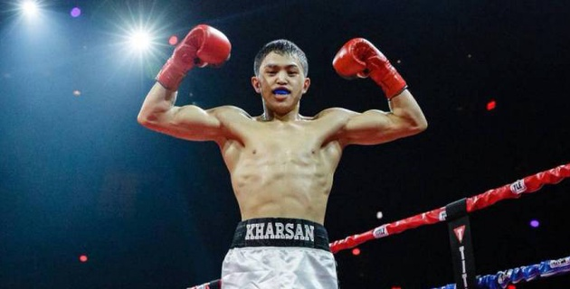 """""""Присмотритесь к нему"""". Тренер рассказал о 21-летнем казахстанце, который будет боксировать за пояс по версии WBC"""