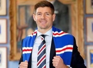 Стивен Джеррард назначен главным тренером шотландского клуба