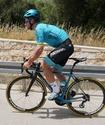 """Для казахстанского гонщика """"Астаны"""" Алексея Луценко изготовили эксклюзивный велосипед на """"Джиро д'Италия"""""""