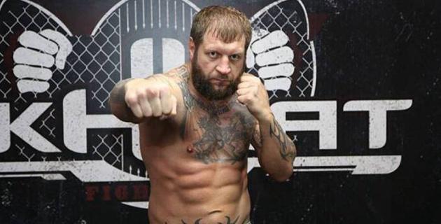 Александр Емельяненко нокаутировал бывшего бойца UFC