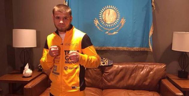 Видео боя, или как казахстанец Руслан Мадиев победил небитого мексиканца в андеркарте Головкина
