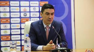 """Самат Смаков и тренер """"Актобе"""" оштрафованы за агрессию в адрес судей"""