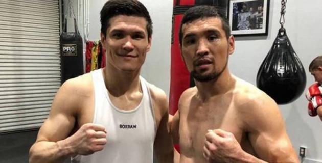 Брат Елеусинова нокаутировал американского боксера в США