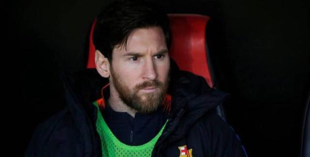 """Месси нашел в """"Барселоне"""" трех виновников поражения от """"Леванте"""" ценою в уникальный рекорд"""