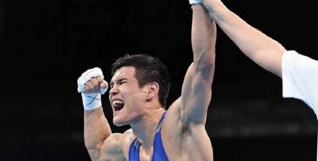 Елеусинов может встретиться в следующем бою с последним соперником узбека Гиясова