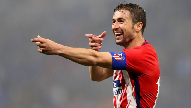 """Теперь я должен проглотить свои слова о том, что Лига Европы - дерьмо - капитан """"Атлетико"""" Габи"""