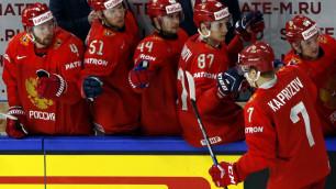Букмекеры определились с победителем матча Россия - Канада и других четвертьфиналов ЧМ-2018 по хоккею