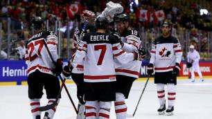 Канада вырвала победу у России и вышла в полуфинал ЧМ-2018 по хоккею