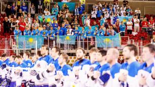 Казахстан впервые в истории примет чемпионат мира по хоккею