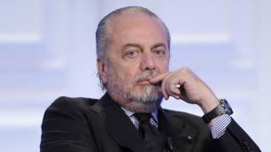 """Президент """"Наполи"""" предложил отменить Лигу чемпионов и сократить количество клубов в Серии А"""
