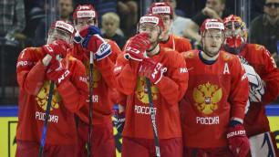Сборная России на ЧМ-2018 по хоккею употребила водки и икры на 26 миллионов рублей - СМИ