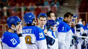 Южная Корея обошла Казахстан в мировом хоккейном рейтинге