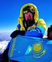 Казахстанский альпинист Максут Жумаев во второй раз покорил Эверест