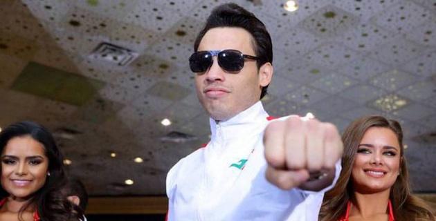 Чавесу-младшему подобрали двух бывших соперников Головкина на следующий бой