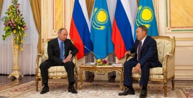 Путин пригласил Назарбаева принять участие в церемонии открытия чемпионата мира по футболу