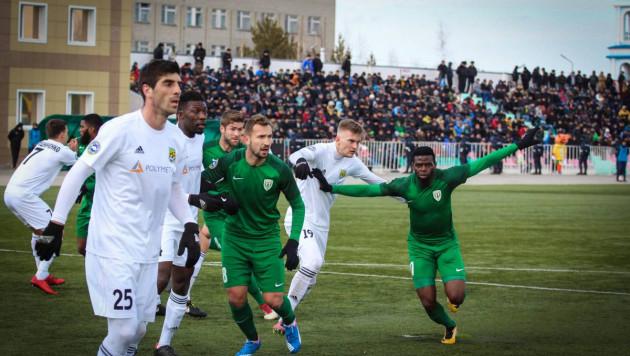 Определились полуфиналисты Кубка Казахстана по футболу
