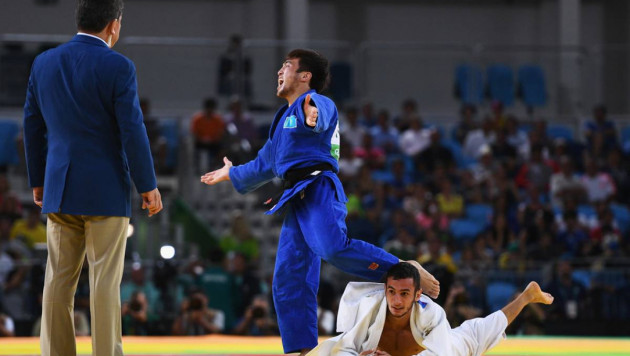 Елдос Сметов выиграл Гран-при по дзюдо в Китае
