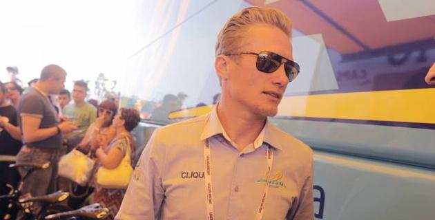 """""""Подиум совсем рядом"""". Винокуров рассказал о планах """"Астаны"""" на решающий этап """"Джиро д'Италия"""""""
