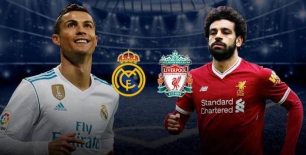 """Как букмекеры оценивают шансы """"Реала"""" и """"Ливерпуля"""" на победу в Лиге чемпионов"""