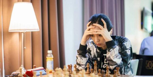 Казахстанская шахматистка впервые в истории вошла в ТОП-15 мирового рейтинга