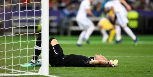 """Вратарю """"Ливерпуля"""" начали угрожать смертью после поражения в финале Лиги чемпионов"""
