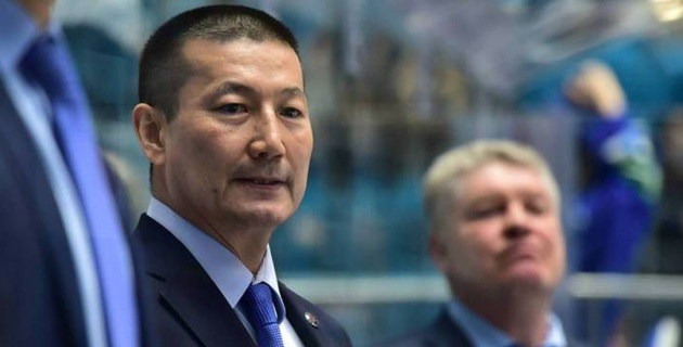 """""""Барыс"""" выступил с заявлением по бюджету клуба и зарплате Мамбеталиева"""