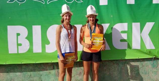 Казахстанская теннисистка выиграла турнир ITF в Бишкеке