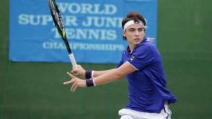 Победитель юношеского Кубка Дэвиса и экс-лидер юниорского рейтинга ITF начал выступать за Казахстан