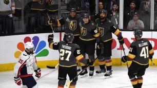Команда Овечкина проиграла новичку НХЛ в первом матче финала Кубка Стэнли