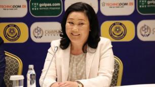 Трехкратная чемпионка России возглавила женскую сборную Казахстана по футболу