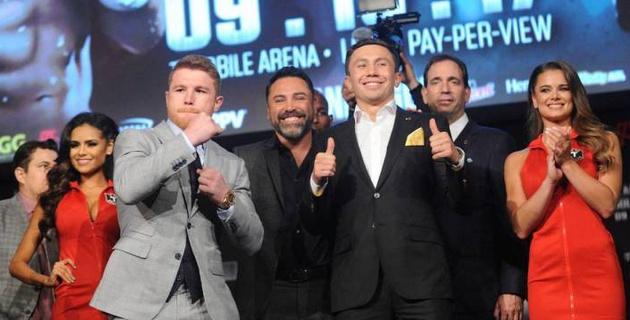 """Дэн Рафаэль высказался о вмешательстве WBC в дела Головкина c """"Канело"""" и разоблачил Де Ла Хойю"""