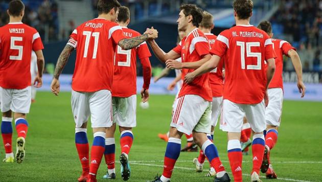 Сборная России по футболу назвала окончательный состав на домашний чемпионат мира-2018