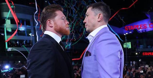 """Бой Головкин - """"Канело"""" все-таки будет в сентябре, а я дерусь с победителем  - боксер Golden Boy"""