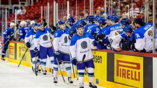 Президент Федерации хоккея объявил имя нового главного тренера сборной Казахстана