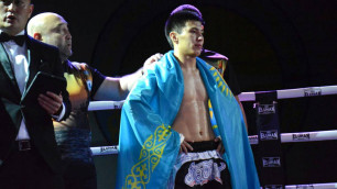 Казахстанский боец муайтай сразится в Астане за титул WMC против чемпиона Королевства Таиланд