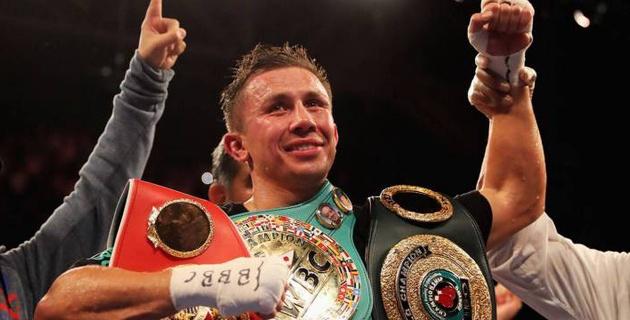 Геннадий Головкин официально лишен титула чемпиона мира по версии IBF