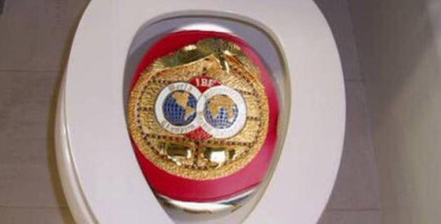 Побывавший в унитазе. Кого еще из известных боксеров до Головкина IBF лишала титула