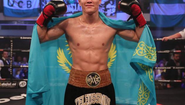 Экс-чемпион WBO в супертяжелом весе выступит в главном событии вечера бокса с участием Елеусинова