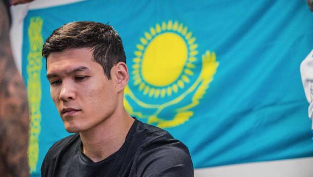 Данияр Елеусинов после второй победы в профи совершил невероятный взлет в мировом рейтинге